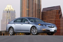 January 2012 Car of the Month: 2012 Acura TL sport sedan