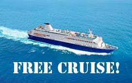 Free cruise scam