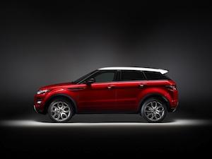 2012 Land Rover Evoque