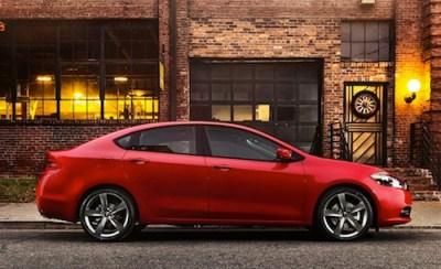 Best cars under $20,000 2013 Dodge Dart