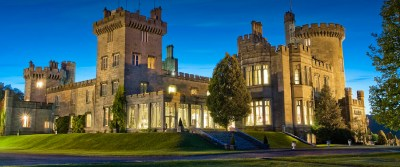 stay in an Irish castle
