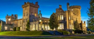 stay in an Irish castle