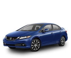 Best 2013 sedans under $25thou 2013 Honda Civic sedan