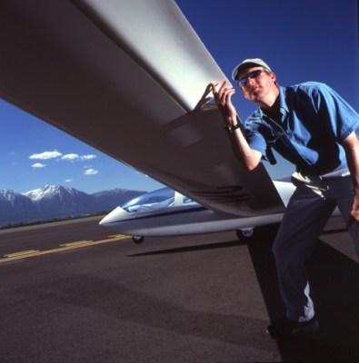 Erik Lindbergh aviation pioneerr