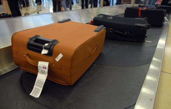baggage thefts at airports