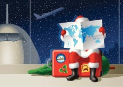 What Should Santa Drive on Christmas Eve 2011?