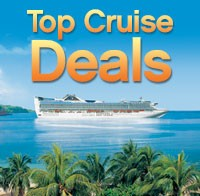 top cruise deals graphic