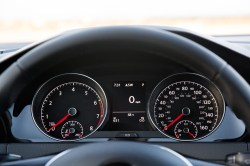 2015 VW Golf dashboard