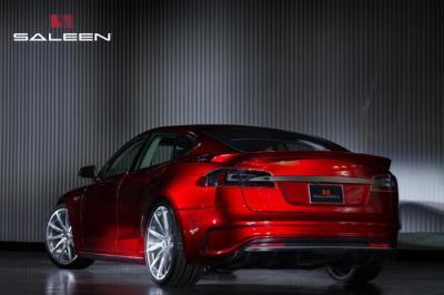 Saleen FourSixteen Tesla S