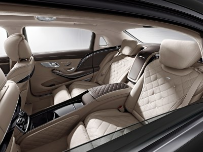 Mercedes re-launches Maybach luxury brand