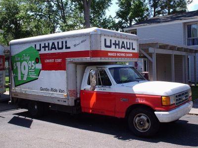 U-Haul contest