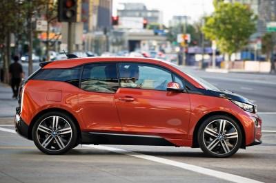 BMW and carbon fiber