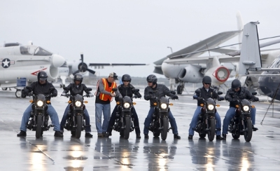 harley-davidson free motorcycle riding lessons for u-s military