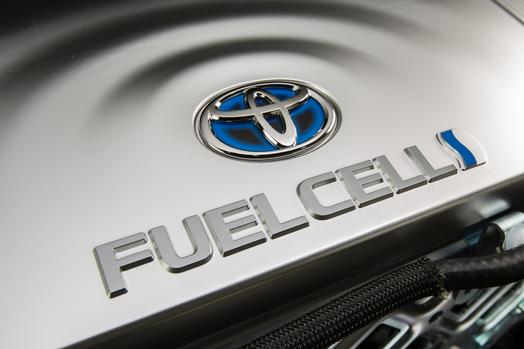 Toyota Mirai fuel cell