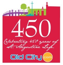 Happy 450th Birthday to St. Augustine, Fla.