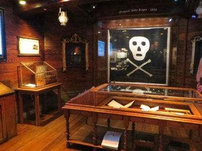 st. augustine pirate museum