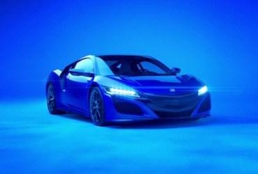 Drive a 2017 Acura NSX supercar