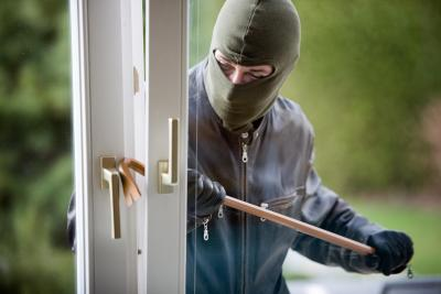 how to protect your home from burglars