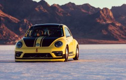 World's fastest VW Beetle hits 205MPH