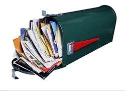 Scam alert: stop junk mail senders