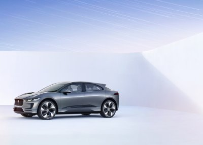 Jaguar I-Pace concept car