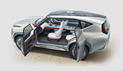 Mitsubishi concept cars