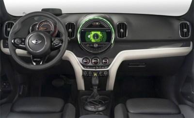 MINI introduces plug-in hybrid