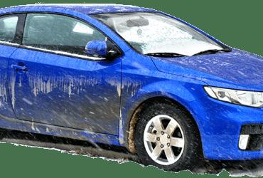 Safety warning: road de-icers damage brakes