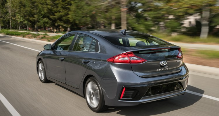 Best 2017 cars under $30,000: Hyundai Ioniq