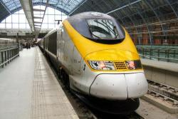 Europe's Newest High Speed Train