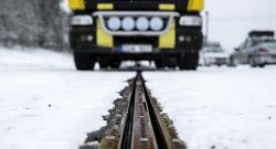 World's First Electric Road Opens in Sweden