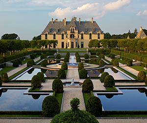 best hotel gardens in the USA