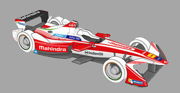 Mahindra Racing/www.nyconthecheap.com