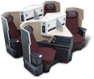 best business class airlines 2019