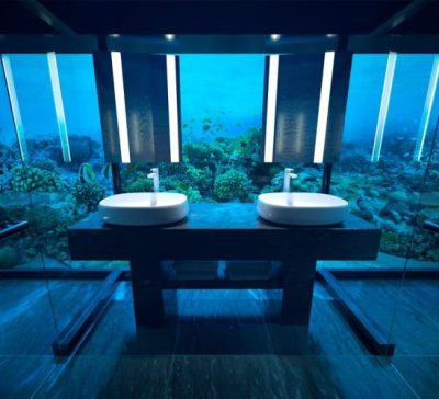 underwater hotel opens in maldives