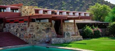 Frank Lloyd Wright Taliesin West