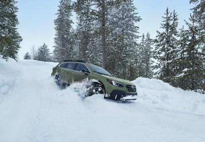 best 2020 SUVs Subaru Outback