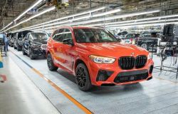 BMW Builds Five Millionth Car in USA