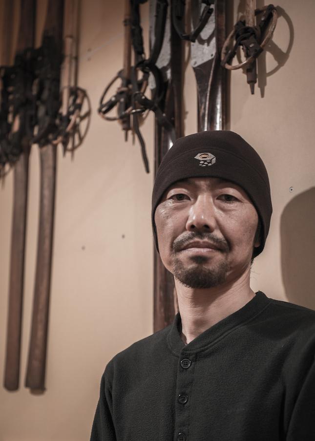 Por varios días, Kondo, fue nuestro gran anfitrión en nuestro viaje a Niseko.