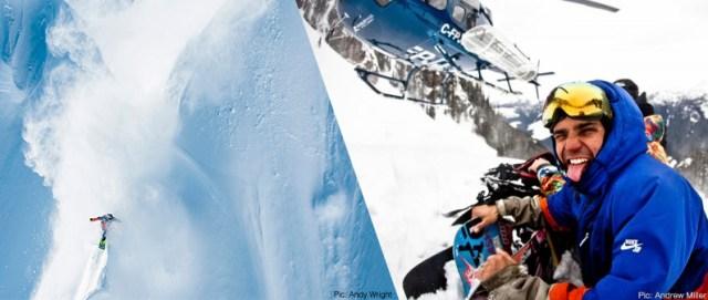 manuel díaz snowboard