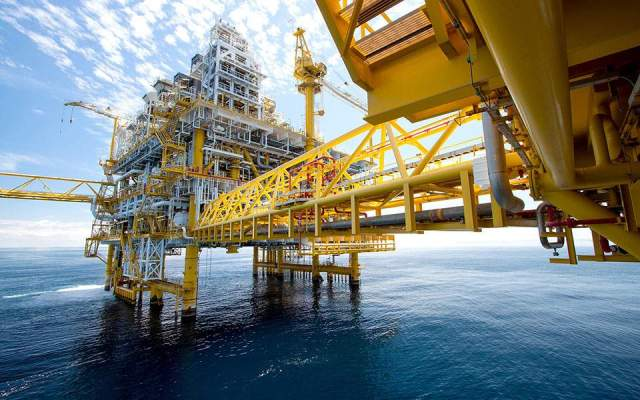αποθέματα φυσικού αερίου