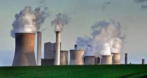Μόλυνση, εργοστάσια, φουγάρα