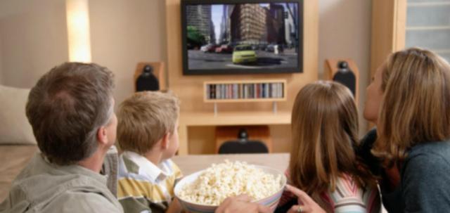 Ταινία - Τηλεόραση - Οικογένεια