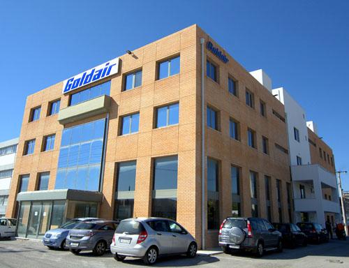 Goldair head offices