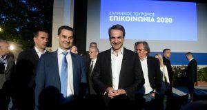 Πρωθυπουργός ΚΑΜΠΑΝΙΑ ΤΟΥΡΙΣΜΟΥ
