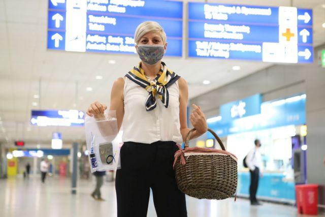 Οδηγίες της Πολιτικής Προστασίας σε ταξιδιώτες, λόγω ανοίγματος των αεροδρομίων