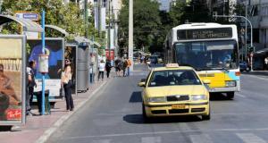 Λεωφορείο ΟΑΣΑ, ταξί
