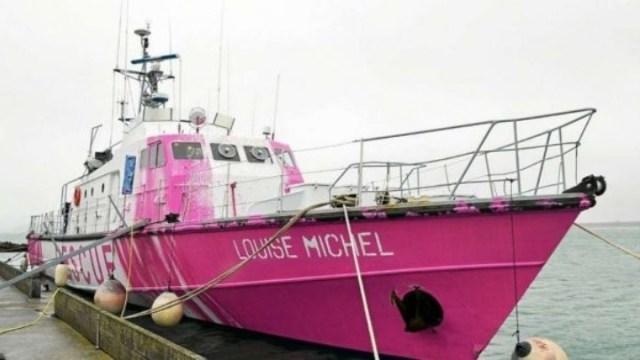 Banksy rescue ship