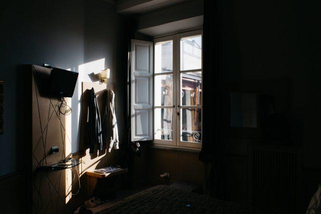 Δωμάτιο χωρίς φως
