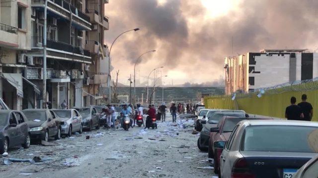 Βηρυττός 04.08.2020